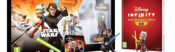 Star Wars arrive sur Disney Infinity