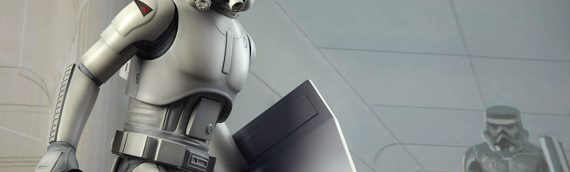 Sideshow Collectibles – Stormtrooper Ralph McQuarrie Statue