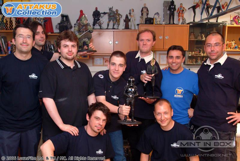 Team MiB & Attakus
