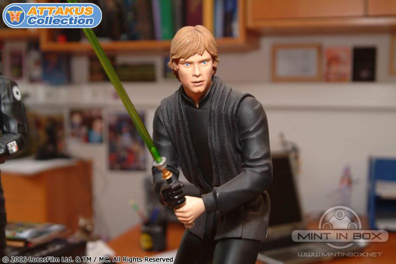 Luke Skywalker - Attakus - MintInBox