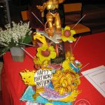 Cusset 2006 - Gâteau - Anthony Daniels - Cake Birthday - Anniversaire