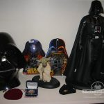 Collection de l'agence - Star Wars - Attakus - Yoda - Vader
