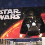 Casque de Dark Vador - Darth Vader Helmet - Inauguration TRU La Défense
