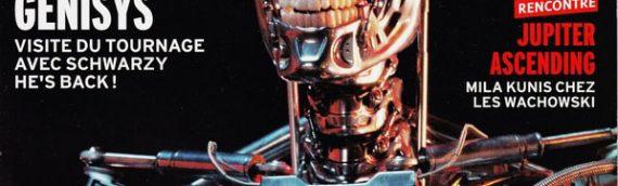Revue Popcorn : spécial robots & science-fiction