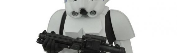 Diamond Select Toys : Stormtrooper Bust Bank