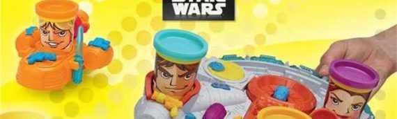 HASBRO : Can-Heads Play-Doh