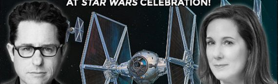 Star Wars Celebration Anaheim – JJ Abrams & K.Kennedy