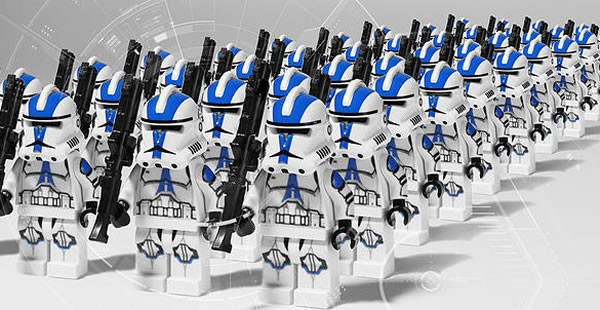 LEGO - Kamino Industry