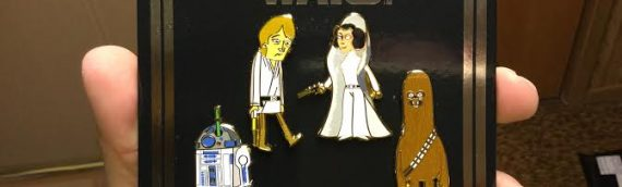 Star Wars Celebration Anaheim : Pin Trading Program