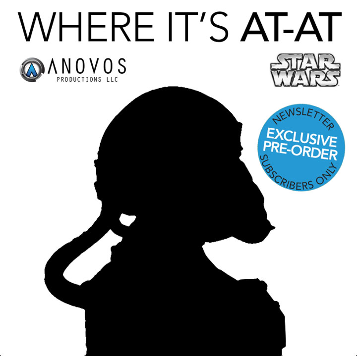Anovos : Star Wars AT-AT Driver