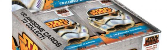 Topps : Star Wars Rebels Trading Cards