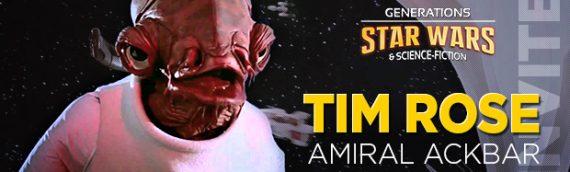 Générations Star Wars & Science-Fiction – Admiral Akbar