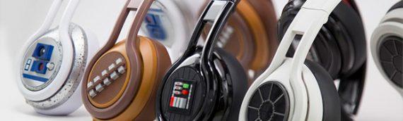 SMS Audio : Nouveau casque Star Wars 50 Cent's audio-wares