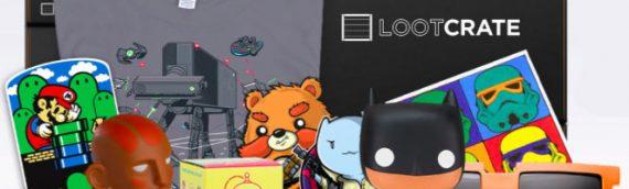 Loot Crate : La Box Geek