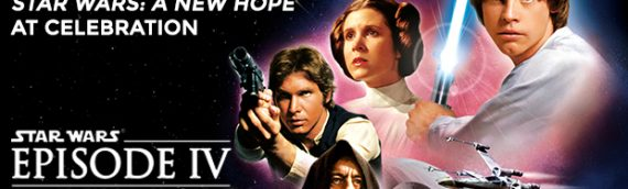 Star Wars Celebration Anaheim : A New Hope en navajo