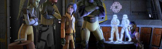 Star Wars Rebels débarque sur France 4