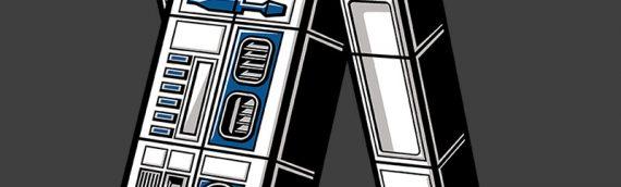 RIPT Apparel : De nouveaux tees Star Wars