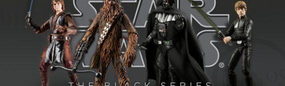 HASBRO : Augmentation des prix des figurines The Black Series
