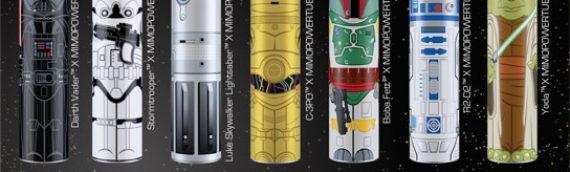Mimoco : Star Wars x MimoPowerTube Series 2