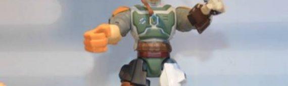 New-York Toy Fair : Hasbro Star Wars Hero Mashers