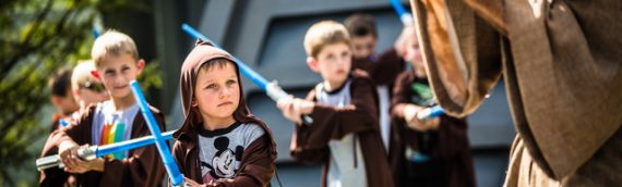 La Jedi Training Academy arrive à Disneyland Paris