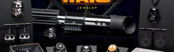 SalesOne International : Collection de bijoux Star Wars