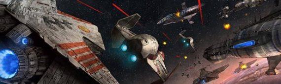 Star Wars Journey par Benjamin Carré
