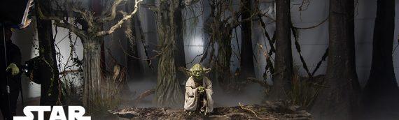 Star Wars débarque au musée de Madame Tussauds à Londres