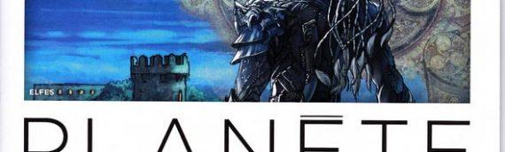 Editions Delcourt – Le magazine Planète