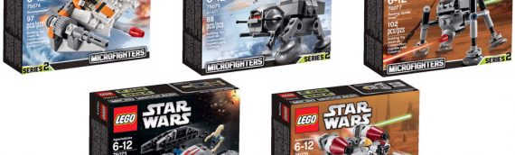 LEGO – Star Wars Microfighters