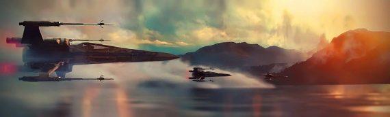 Star Wars – The Force Awakens – John Williams à la baguette