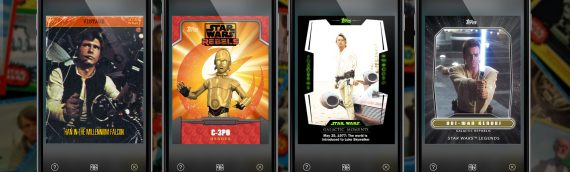 Topps – Star Wars Card Tradder