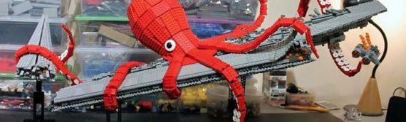 LEGO – Encore un custom incroyable