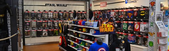 La Grande Récré – Espace Fashion Star Wars / Marvel / DC Comics