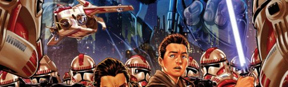 Marvel : Star Wars – Kanan : The Last Padawan