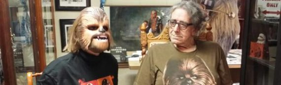 Hasbro : Masque Électronique Chewbacca The Force Awakens