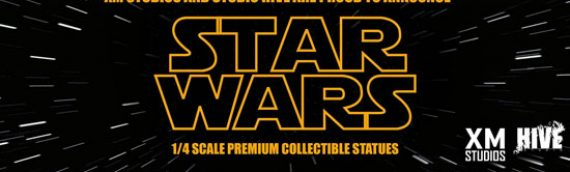 XM Studios : Star Wars 1/4 Scale Premium Collectible Statues