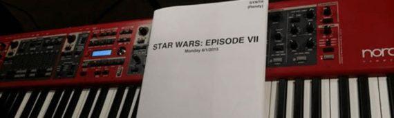 Star Wars – The Force Awakens – Enregistrement en images
