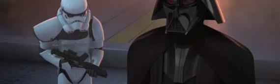 Star Wars Rebels – Saison 2 – Vador is back