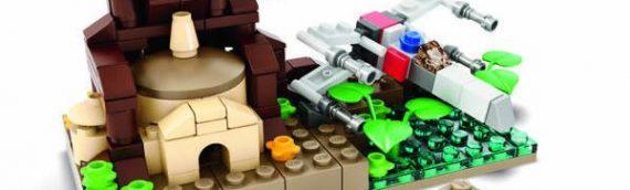 LEGO – L'exclu du San Diego Comic Con
