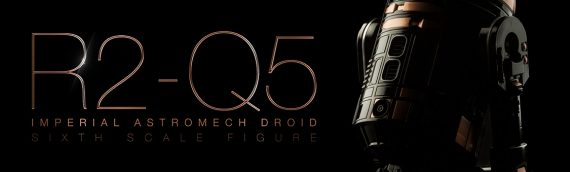 Sideshow Collectibles R2-Q5 Sixth Scale Figure