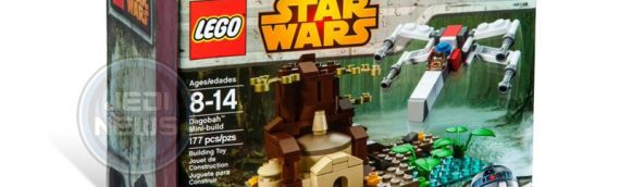 LEGO – Dagobah Mini Set SDCC Exclusive