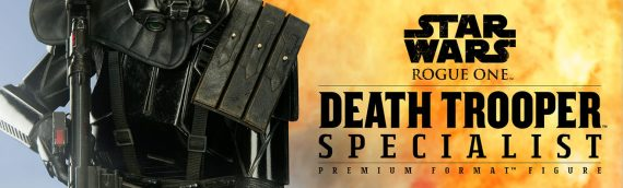 Sideshow Collectibles – Rogue One Death Trooper