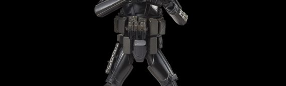 BANDAI – Death Trooper Model Kit