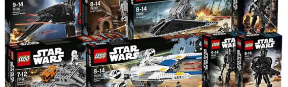 LEGO – Rogue One Wave 1
