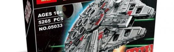 LEGO – Le début d'une action en justive contre LEPIN
