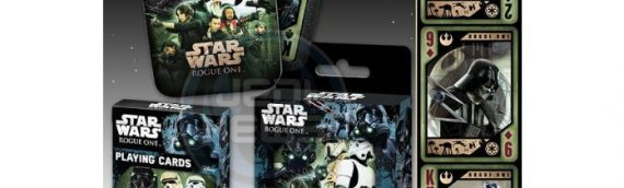 Cartamundi – Set de cartes Rogue One