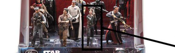 Rogue One Disney Deluxe Figurine Set