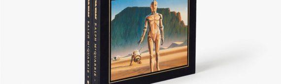 Star Wars Art : Ralph McQuarrie Book