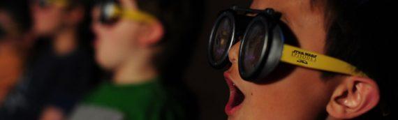 Star Wars en Bluray 3D